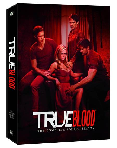 True Blood s 4 on DVD and Blu-ray