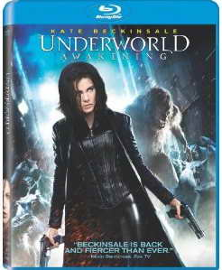 'Underworld Awakening' on Blu-ray