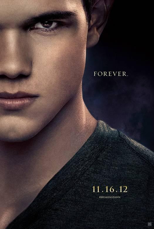Taylor Lautner in 'The Twilight Saga Breaking Dawn' - Part 2