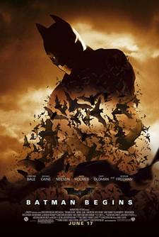 'Batman Begins' the beginning of 'The Dark Knight Trilogy'