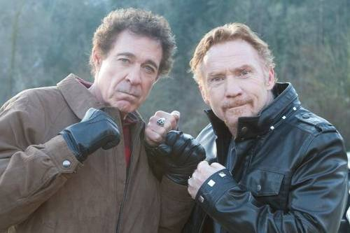 Danny Bonaduce and Barry Williams in 'Bigfoot' - a TV review