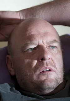 Dean Norris in 'Breaking Bad'