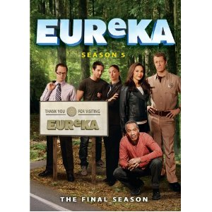 'Eureka's' Final season on DVD