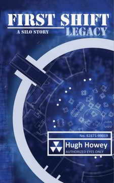'First Shift - Legacy' by Hugh Howey - a book review