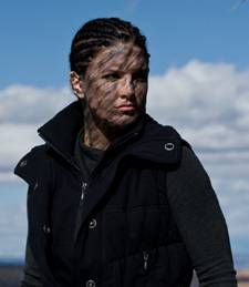 Gina Carano in 'Haywire,' a movie review