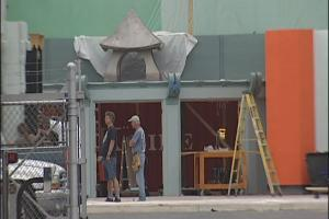 'Iron Man 3' set in NC