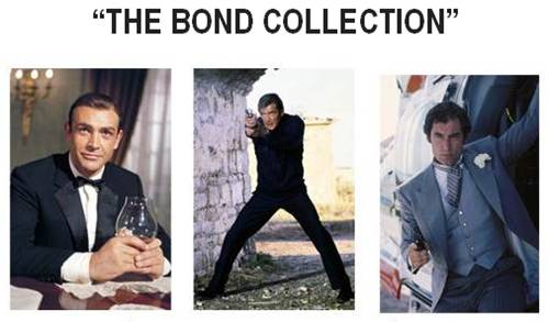 'James Bond' Movie Marathon