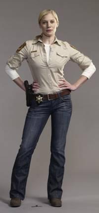 Katee Sackhoff in 'Longmire'