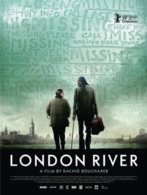 LONDON RIVER movie review