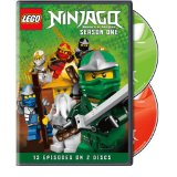 Lego Ninjago season 1 on DVD