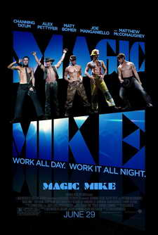 'Magic Mike' movie poster