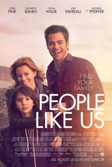 People Like Us movie promo