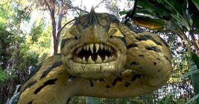 'Piranhaconda' TV movie review