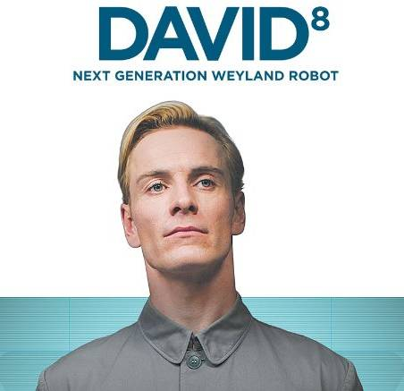 'Prometheus' - David Android