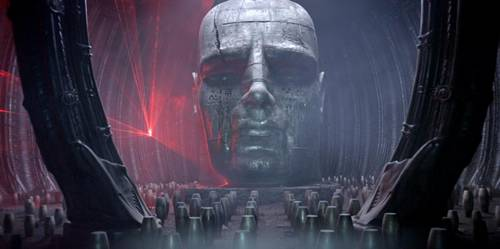 'Prometheus' spoilers - Engineer Cargo Hold