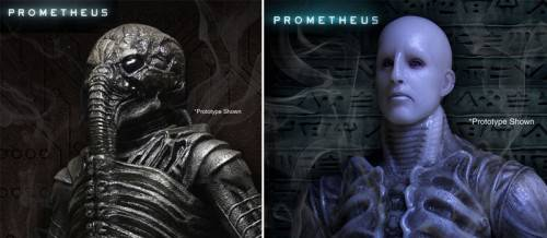 'Prometheus' Engineer suits by necaonline