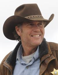 Robert Taylor in 'Longmire'