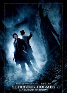 'Sherlock Holmes A Game of Shadows'
