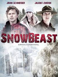 'Snow Beast' TV review on Syfy channel