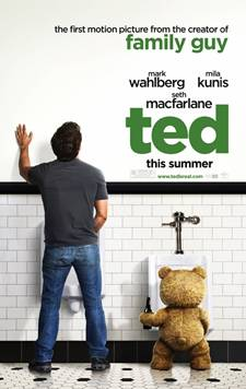 TED movie promo