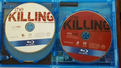 The Killing s1 Blu-ray review