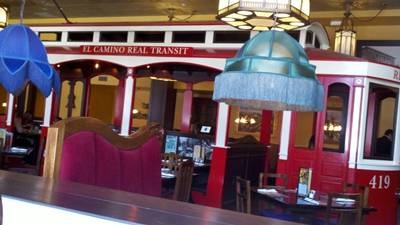 The Old Spaghetti Factory in Redwood City, a review