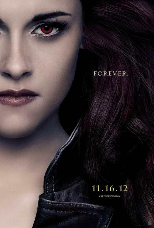 The Twilight Saga Breaking Dawn - Part 2 promo