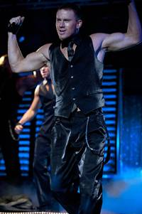 What critics are saying about Channing Tatum in 'Magic Mike'