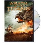 'Wrath of the Titans' on DVD