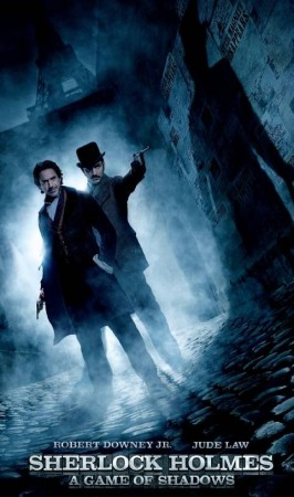 movie review of Sherlock Holmes A Game of Shadows