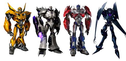 'Transformers Prime' animated series