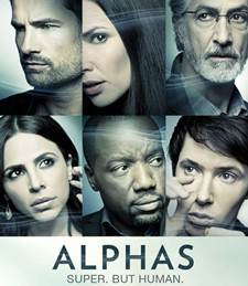 Alphas season 2 premiere review
