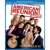 'American Reunion' on Blu-ray