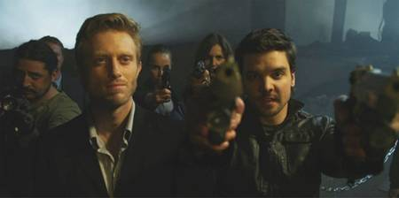 Andrew Lee Potts and Neil Jackson in 'True Bloodthirst,' a review