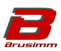 Brusimm Website Initial Logo