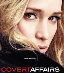 Covert Affairs promo poster