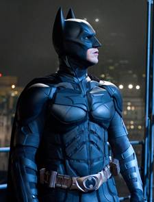 The Dark Knight Rises - Bale as Bruce Wayne aka Batman