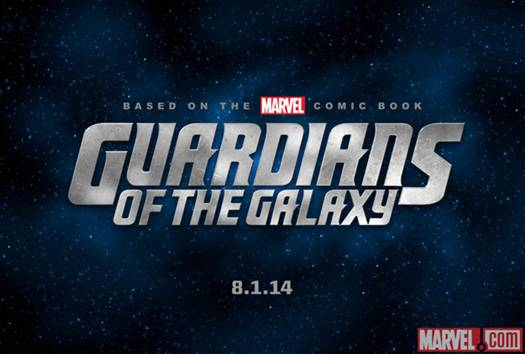 'Guardians of the Galaxy' from Marvel