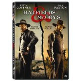 Hatfields and McCoys on DVD