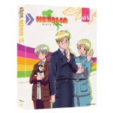 Hetalia World Series 2 on DVD