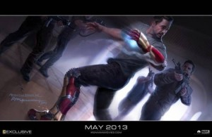 'Iron Man 3' concept art