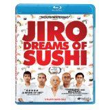 Jiro Dreams of Sushi - on Blu-ray and DVD