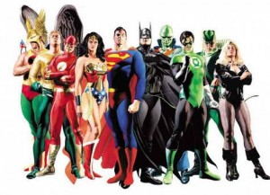 Justice League news