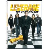 Leverage - Season Four on DVD