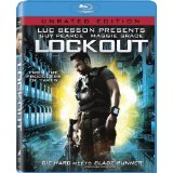 Lockout - on DVD and Blu-ray