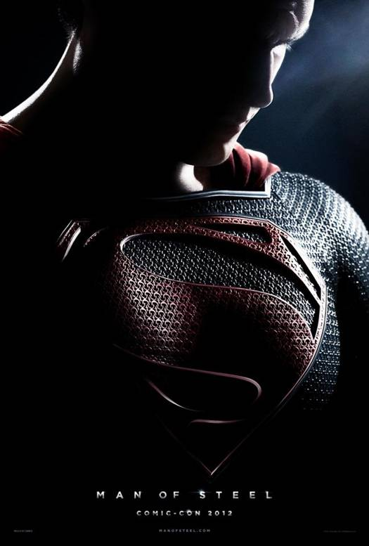 'Man of Steel' Movie Poster