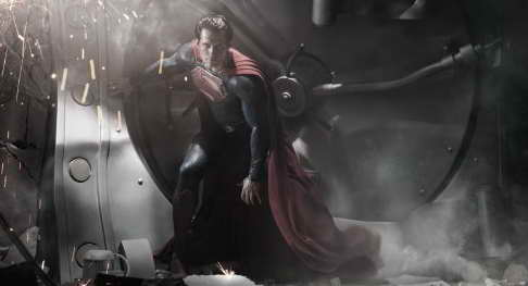Man of Steel - Still of Henry Cavill