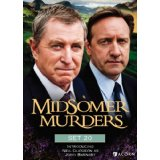 Midsomer Murders DVD