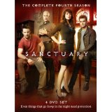 Sanctuary - Season four on DVD