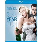 Seven Year Itch on Blu-ray